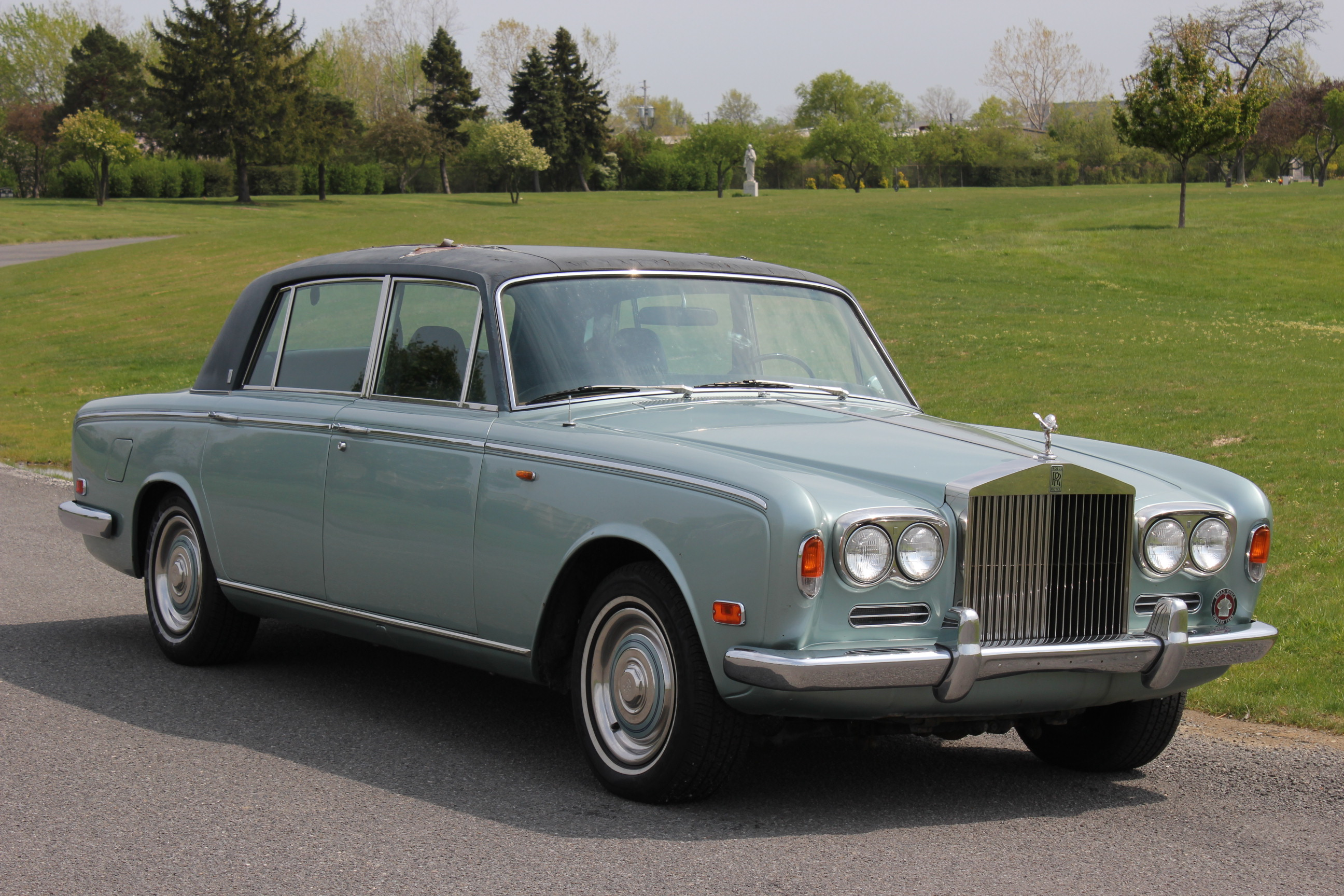 1972 Rolls royce Silver Shadow #14
