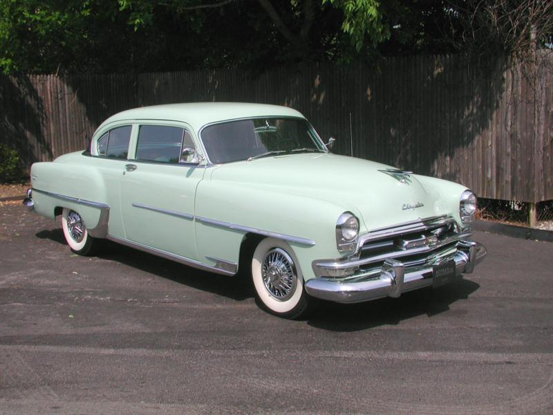 1952 Chrysler Windsor #3