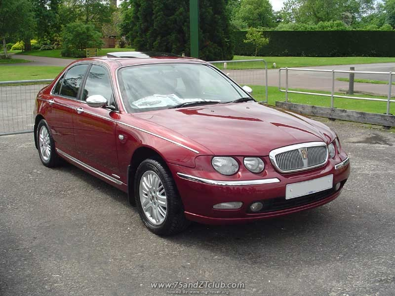 2001 MG Rover #10