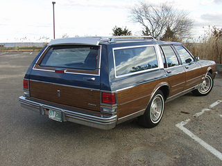 1990 Oldsmobile Custom Cruiser #14