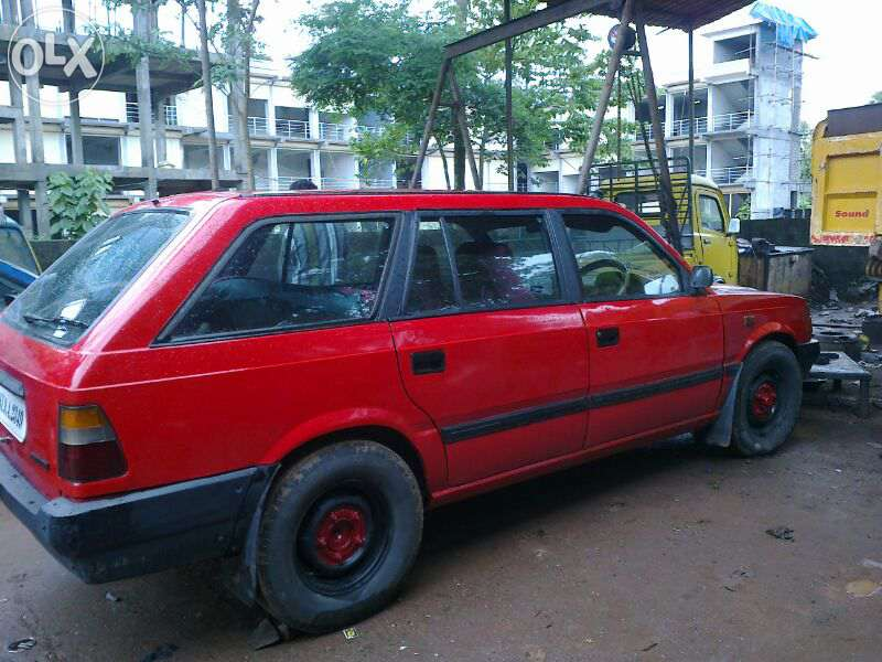 1992 Tata Estate #7