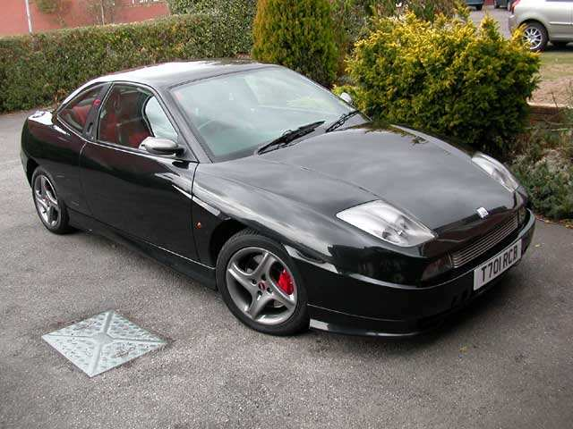 2000 Fiat Coupe #19