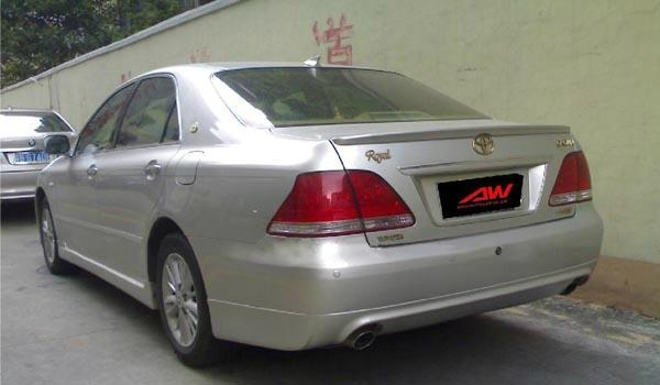 2005 Toyota Crown #10