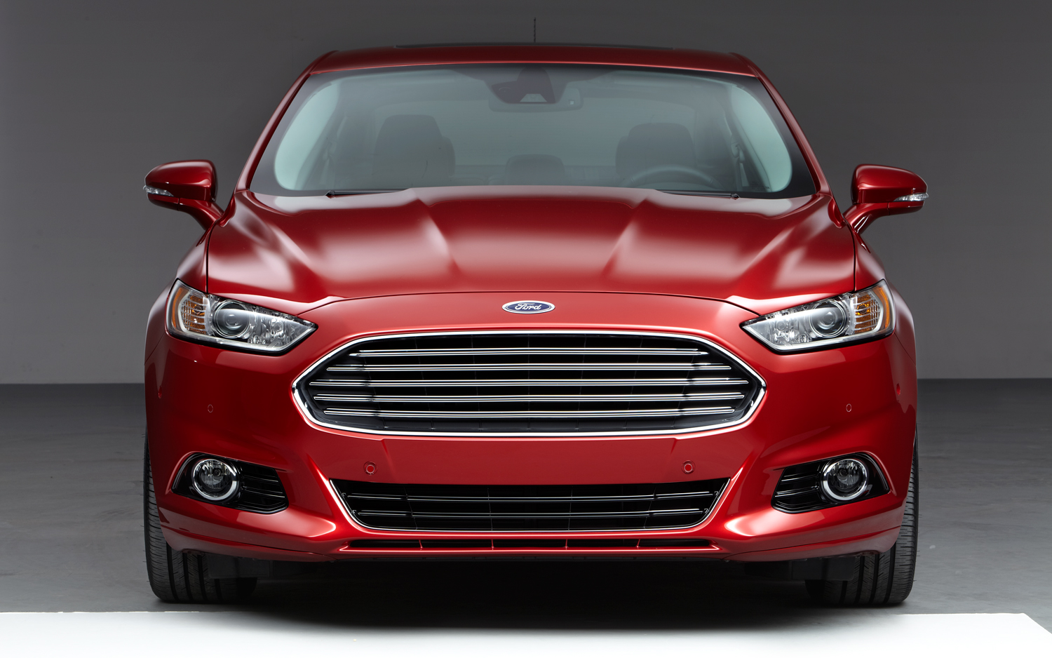 Ford Fusion #7