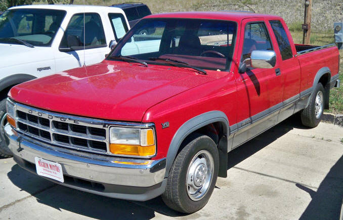 1991 Dodge Dakota #7