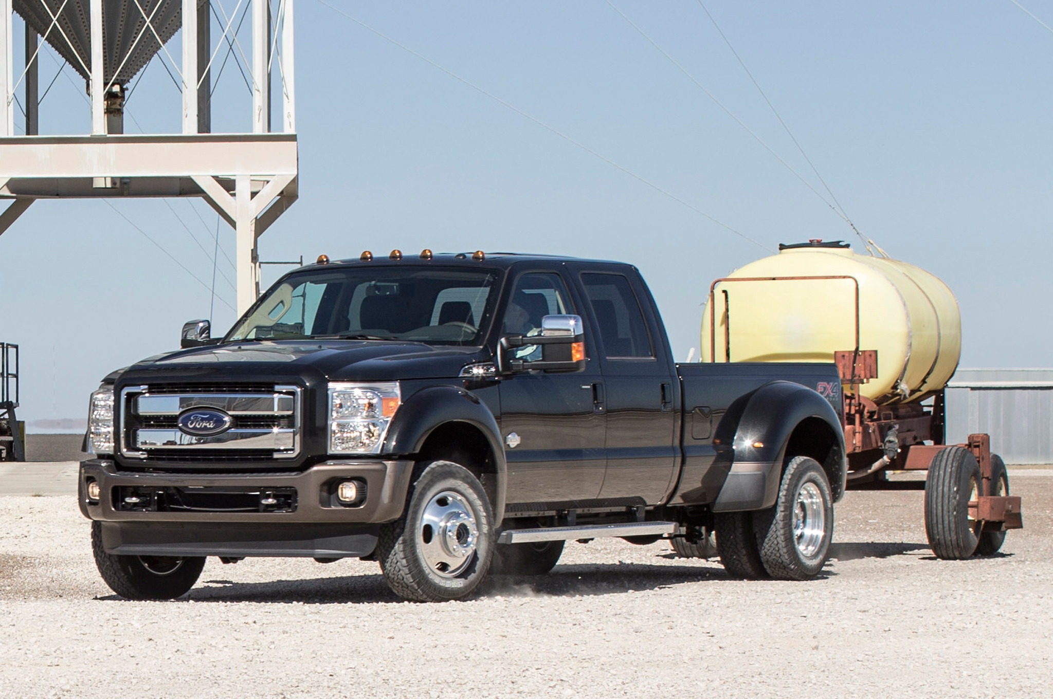 2015 Ford F-350 Super Duty #3