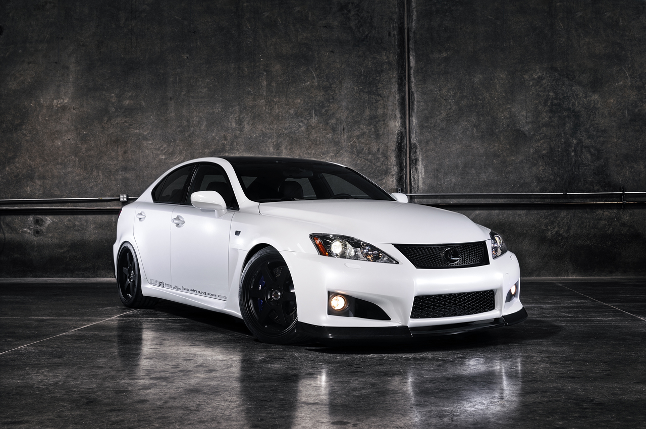 Lexus Is F #8