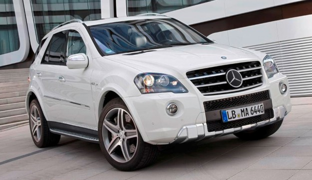 2011 Mercedes-Benz ML #15