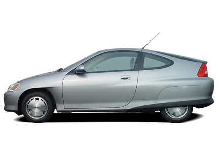 2004 Honda Insight #1