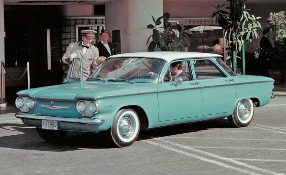 1959 Chevrolet Corvair #6
