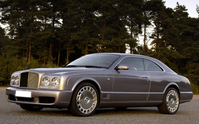 2010 Bentley Brooklands #1