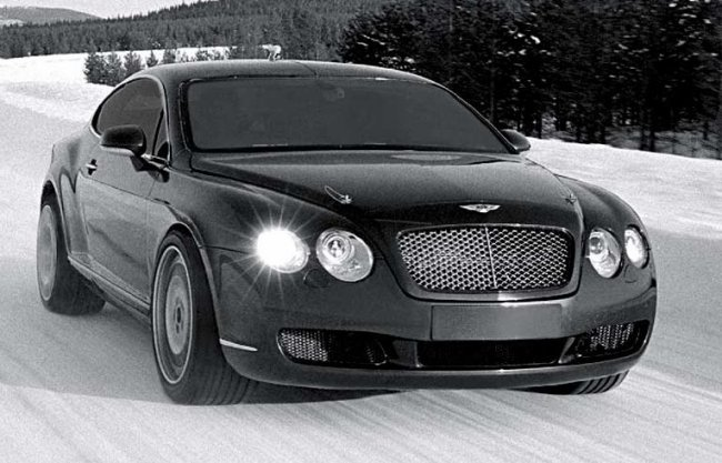2003 Bentley Continental #3
