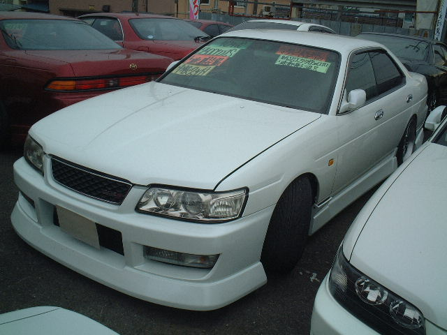 1998 Nissan Laurel #15