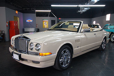 2003 Bentley Azure #5