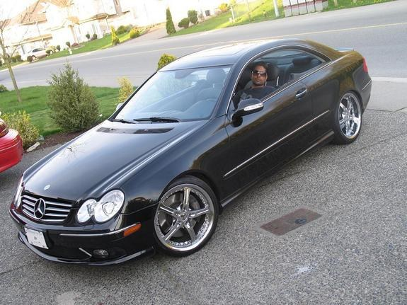 2007 Mercedes-Benz CLK #8