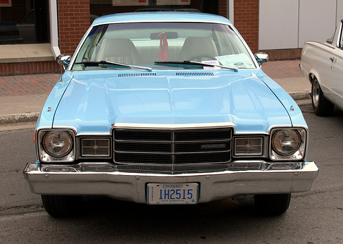 1977 Plymouth Volare #11