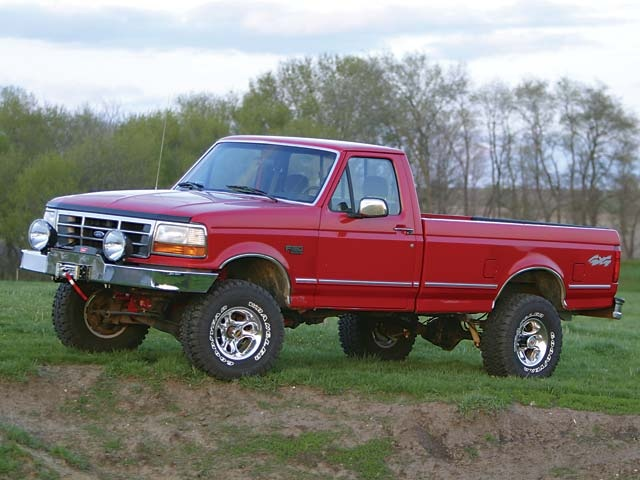 1992 Ford F-250 #13