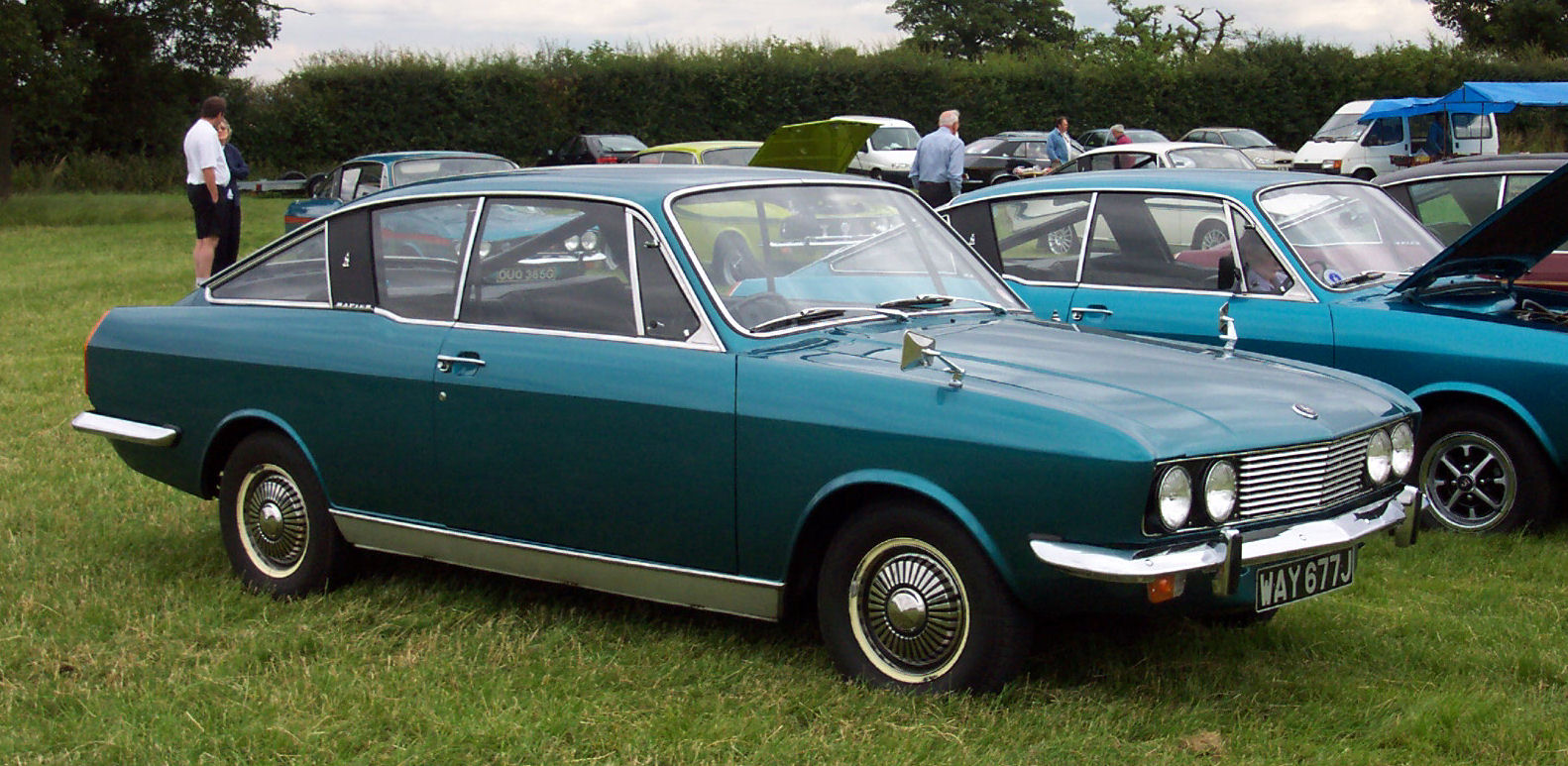 1968 Sunbeam Rapier #1