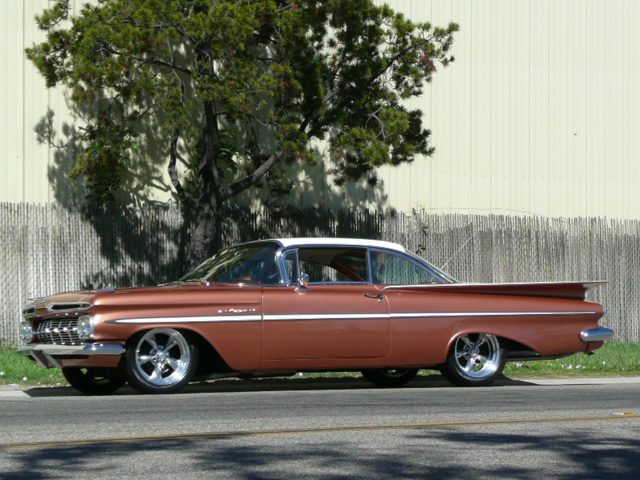 1959 Chevrolet Bel Air #7