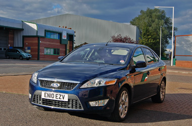 2007 Ford Mondeo #16