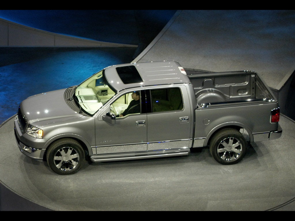 2006 Lincoln Mark Lt #8