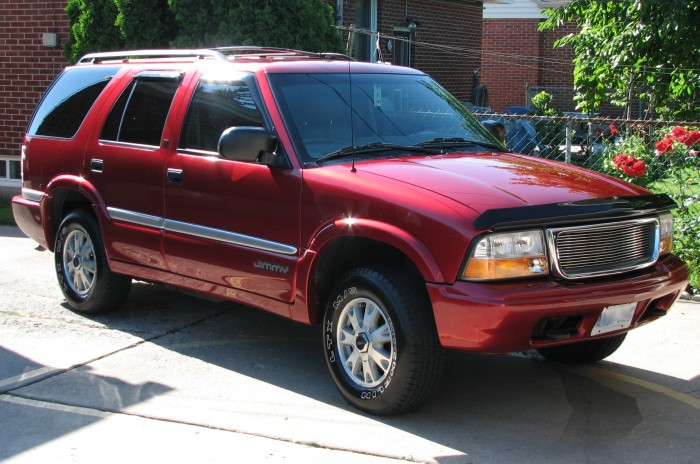 2000 GMC Jimmy #11