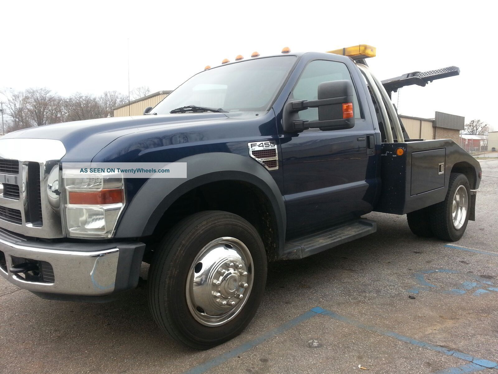 2008 Ford F-450 #15