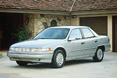 1990 Mercury Sable #11