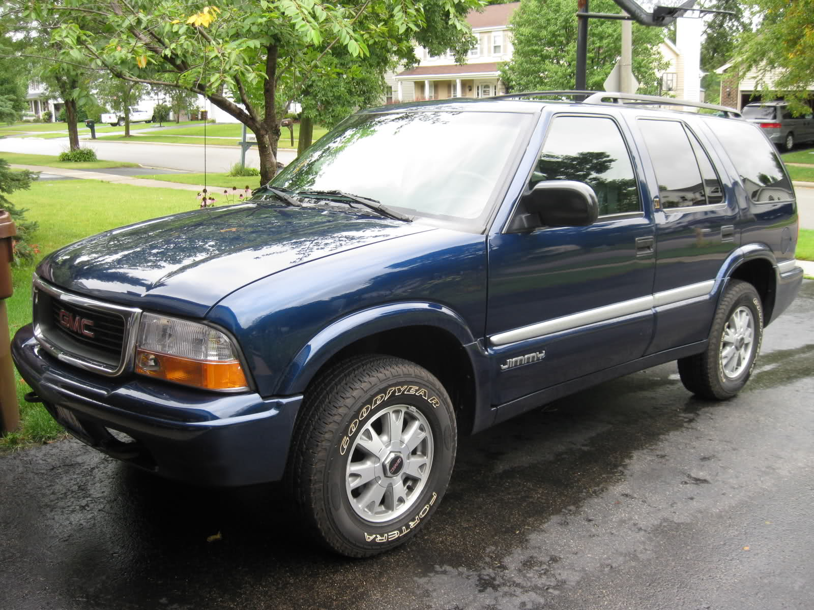 2000 GMC Jimmy #7