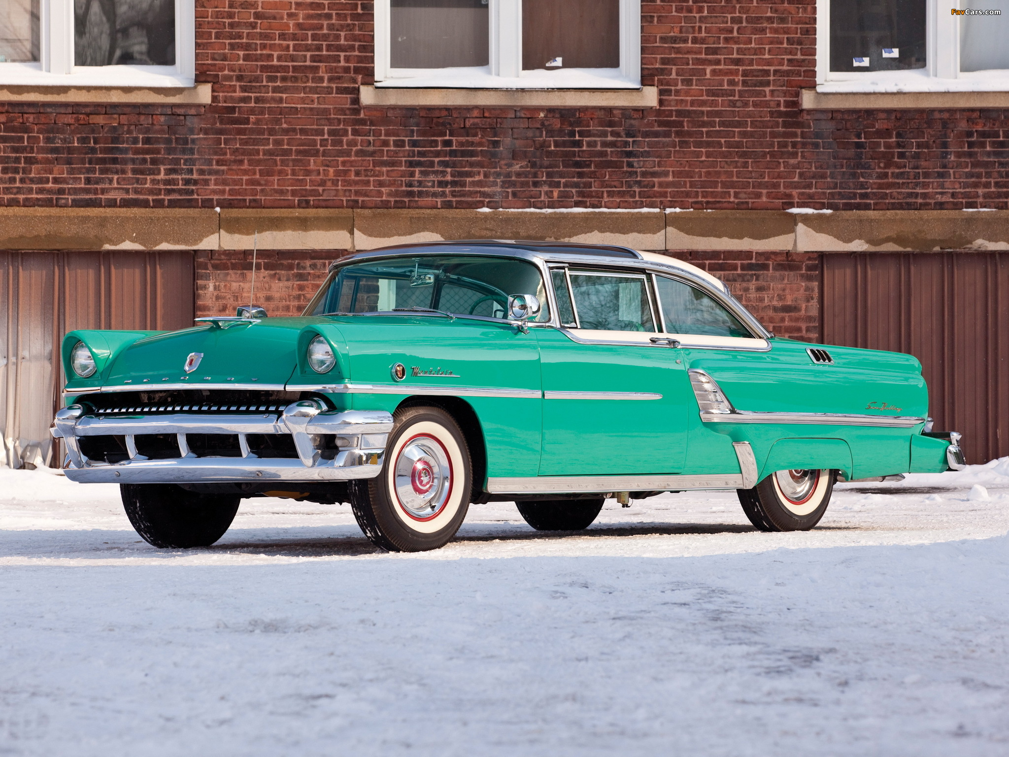 1955 Mercury Montclair #2