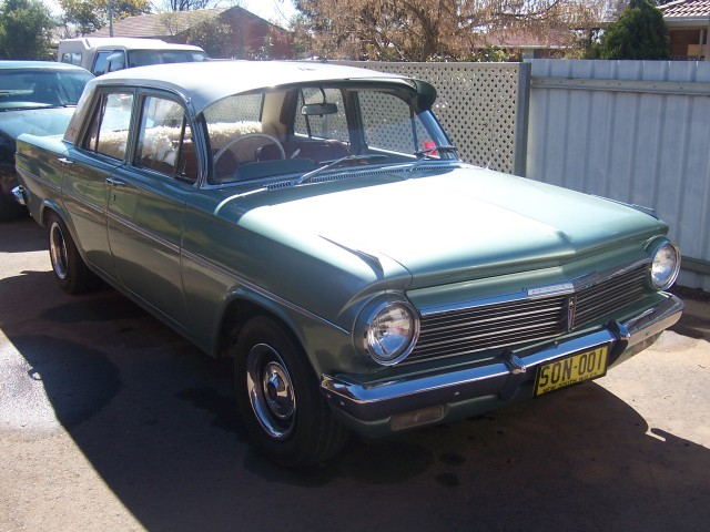 1964 Holden EH #13