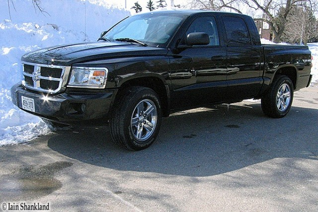 2009 Dodge Dakota #11