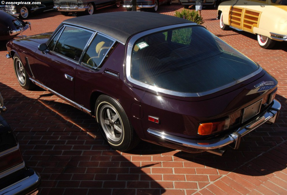 1993 Jensen Interceptor #10