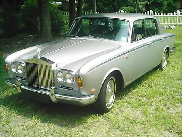 1969 Rolls royce Silver Shadow #9
