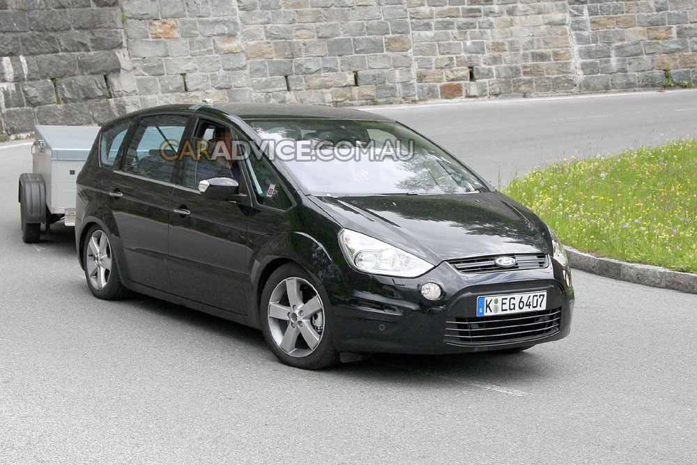 2009 Ford S-Max #8