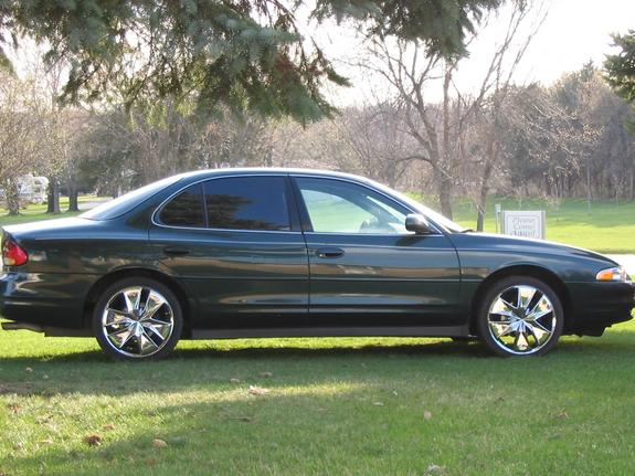 2000 Oldsmobile Intrigue #11