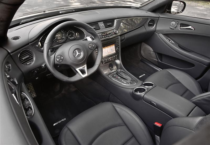 2010 Mercedes-Benz CL #14