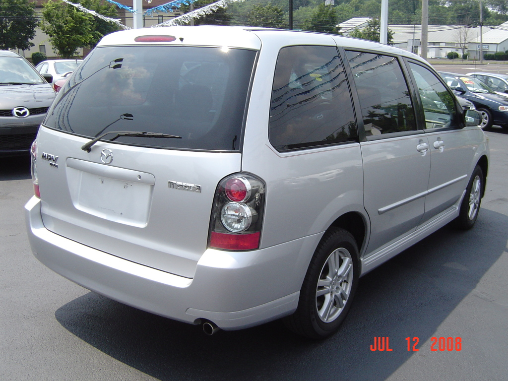 2004 Mazda Mpv Photos Informations Articles 1995 Wiring Diagram 4