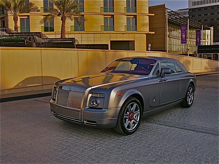 2011 Rolls royce Phantom Coupe #10