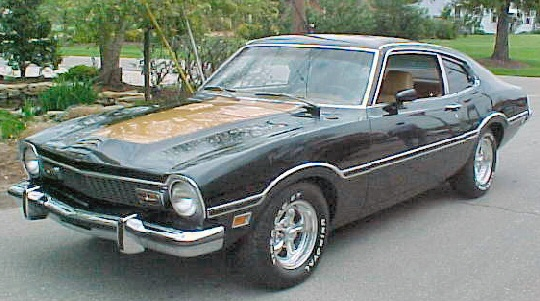 1973 Ford Maverick #4