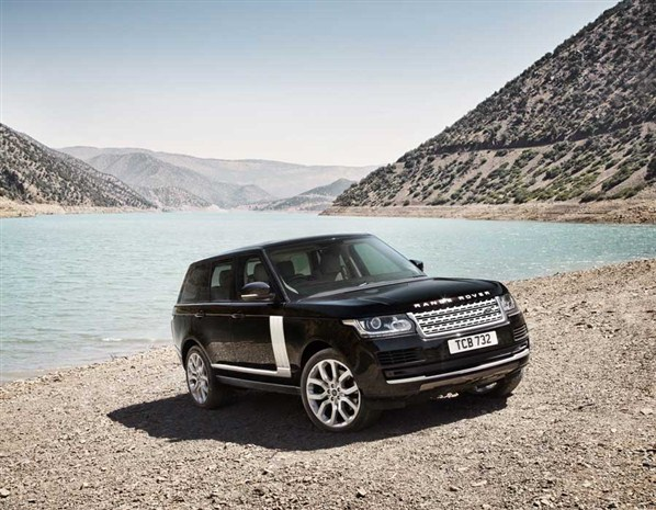 Land Rover ALL-NEW Range Rover #6