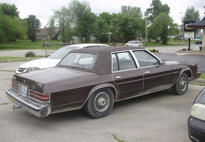 1981 Chrysler Newport #5