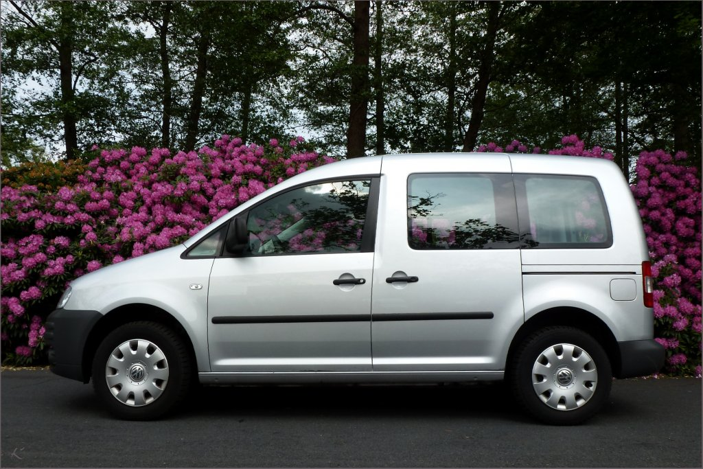 2006 Volkswagen Caddy #3