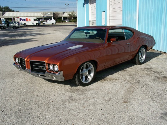 Oldsmobile Cutlass #15