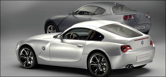 2001 BMW X Coupe #5