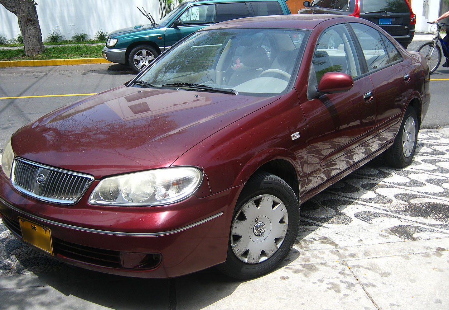 2004 Nissan Almera Photos Informations Articles