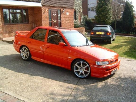 1993 Ford Orion #14