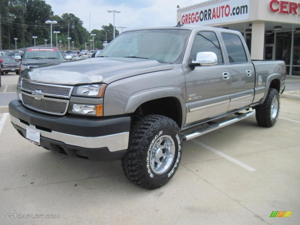 2006 GMC Sierra 2500hd #11