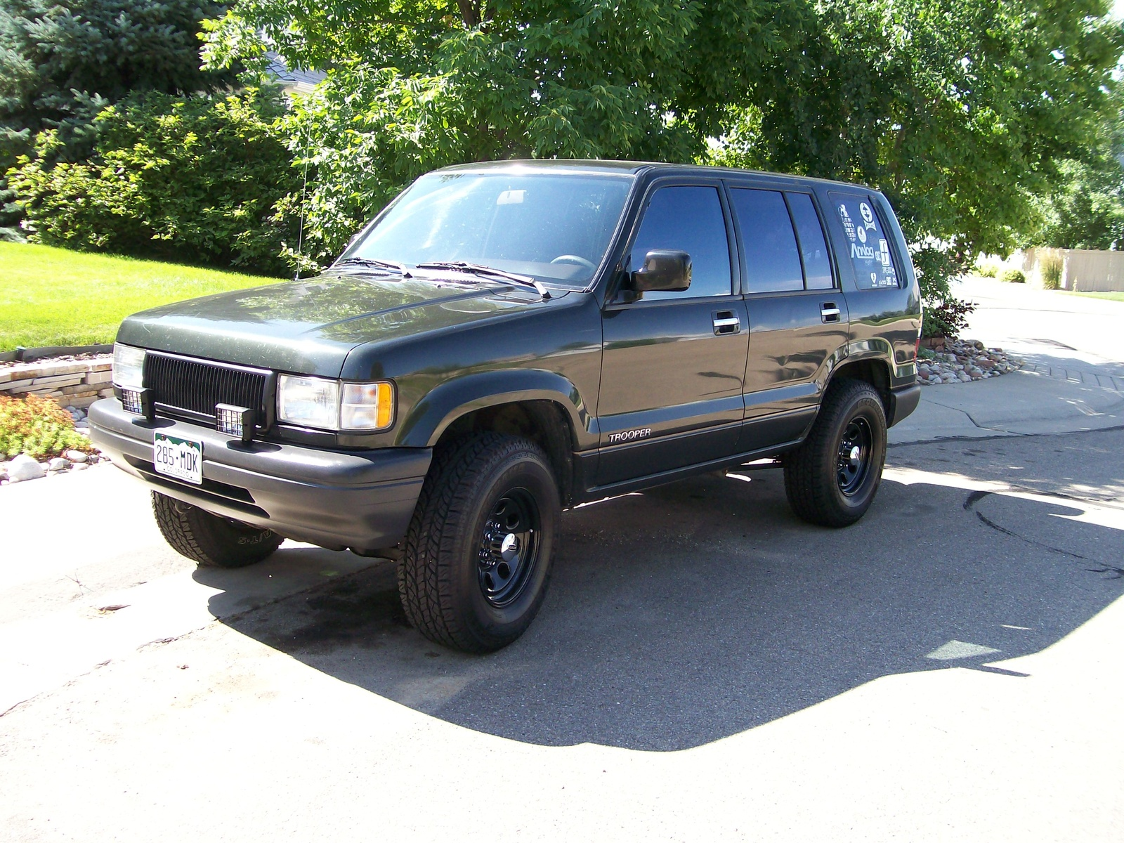 1994 Isuzu Trooper #1