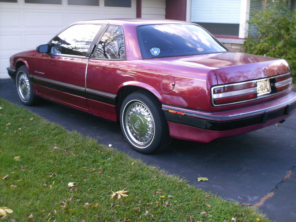 1990 Buick Regal #1